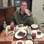 Cuy Dinner