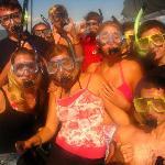 Group Reef Trip - Lots os fun!