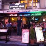 De eigenaar en zijn restaurant