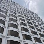 The facade grand and impressive!