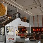 Small lobby!!!