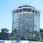 grand plaza beach hotel, st pete  beach
