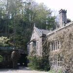 Gwydir Castle Entrance