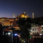 terrace view of Hagia Sophia