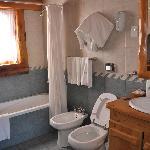 baño con hidro