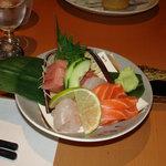 Fantastic sashimi