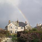 Rainbow over Portrush