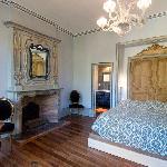 La chambre bleue de Flavie
