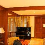 1st level living room