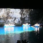 Melisani Cave
