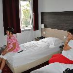 Room in Marc-Aurel Hotel