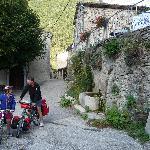 Wij combineerden wandelen vanuit Le Sareymond met een fietsronde verder in het zuiden van Frankr