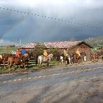 Rainbow at Rankin Ranch