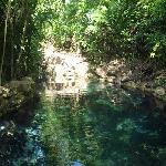 rivière xcaret