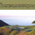 Torrey Pines Golf Course - Golfing while viewing the Beautiful Pacific Ocean