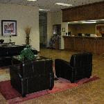 Bricktown Hotel & Convention Center Lobby, Oklahoma City, OK