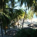 Area de la playa