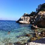 Scopello Beach