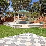 Play a game of Giant Chess