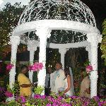 Our Wedding gazebo