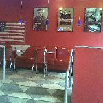 Nate's Diner Elvis