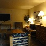 living Room area,room 266