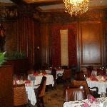 Omni Parker Restaurant