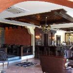 Beautifully Detailed Wood Interior.