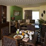 Safari Theme Suite Living Room
