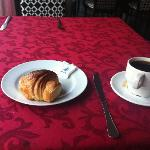 breakfast with room