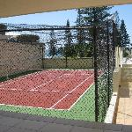 Tennis Court Area