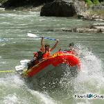 Raft trips leave right from the Park-get 10% off