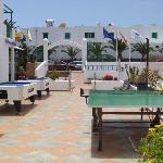 Bord piscine (snooker & pingpong)