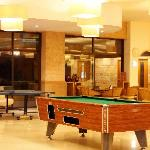 Billard Table & Table Tennis