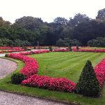 Park Schloss Berge
