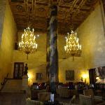 wonderful historic lobby