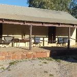 Sheep shearers quarters