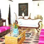 Main Villa, Lounge