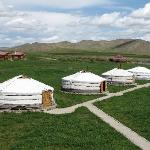 Exclusive authentic Mongolian gers are for you