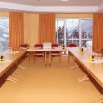 Seminarraum im Ferienhotel Fernblick