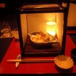 Presentazione tempura mista...