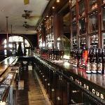 Die Bar im Museum