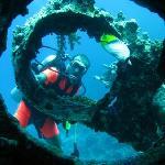 Abu Nuhas wreck dive