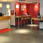 Thon Hotel Bristol Bergen - lobby/reception