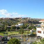 El hotel,sus vistas e instalaciones