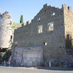 Appian Way area, Rome -Image of Tiber Limo Rome, Italy