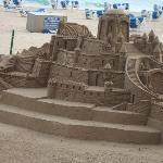 """uno de tantos """"castillos e arena"""" reales o imaginarios"""