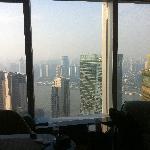 Aussicht auf Shanghai