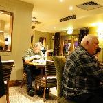 Premier Inn Cribb Causeway restaurant