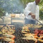 BBQ à l'île Coco